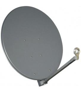 Gibertini satellite antenna OP85XP, Profi-Serie, 85cm, Reflector material: Aluminum