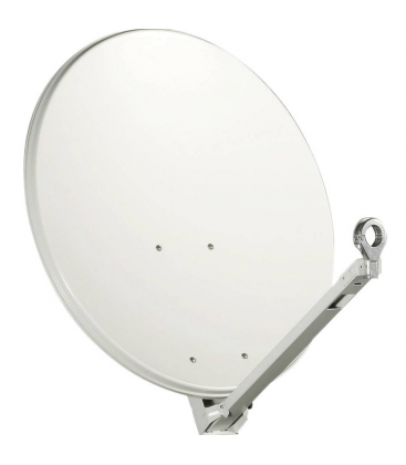 Gibertini satellite antenna OP75XP, Profi-Serie, 75cm, Reflector material: aluminum
