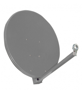 Gibertini satellite antenna OP100XP, Profi-Serie, 100 cm, Reflector material: Aluminum