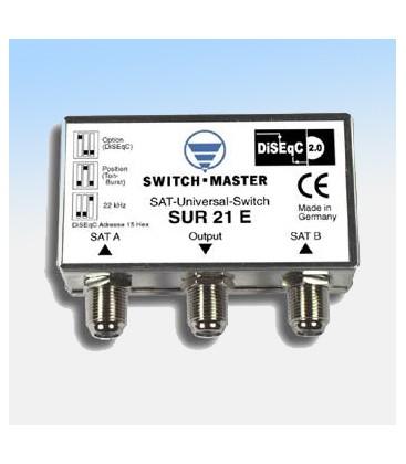 Switch Master PROFESSIONAL Option Schalter Full HD